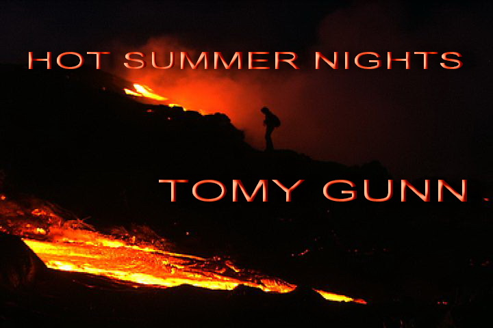 HOT SUMMER NIGHTS -  TOMY GUNN